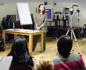Actors' Centre Workshop