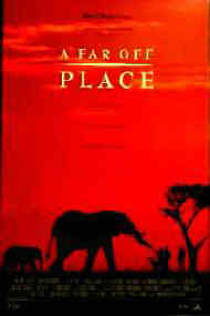 Far off Place poster