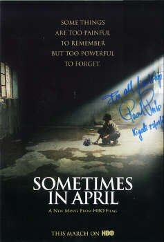 Sometimes poster